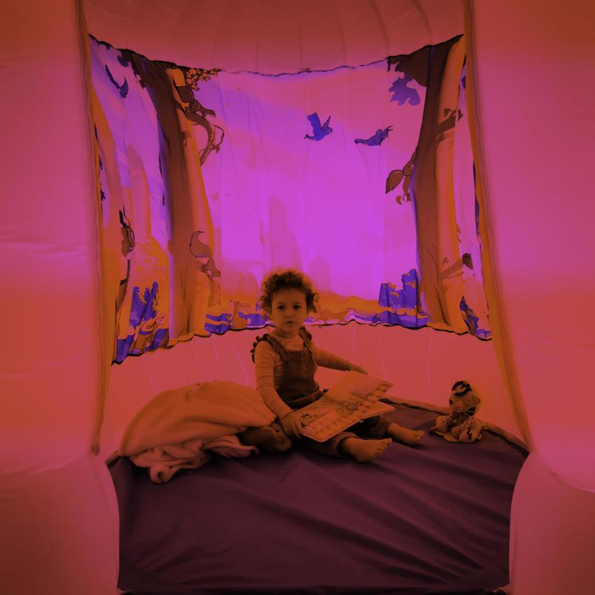 Immersive Home play Spaces